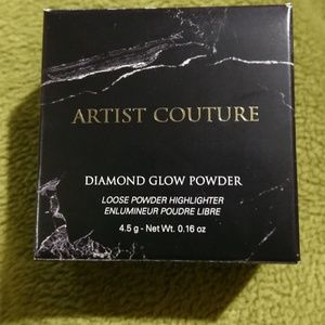Artist couture diamond glow loose powder highlight